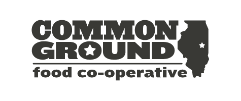 Common Ground Food Co-Operative logo